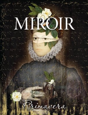 Ingrid Dee Magidson on the Cover of Miroir Magazine