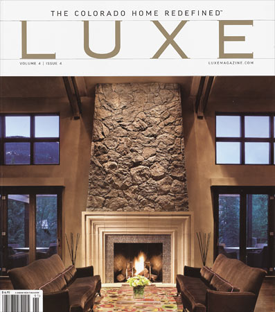 cover Luxe Magazine